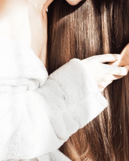 שיער אישה