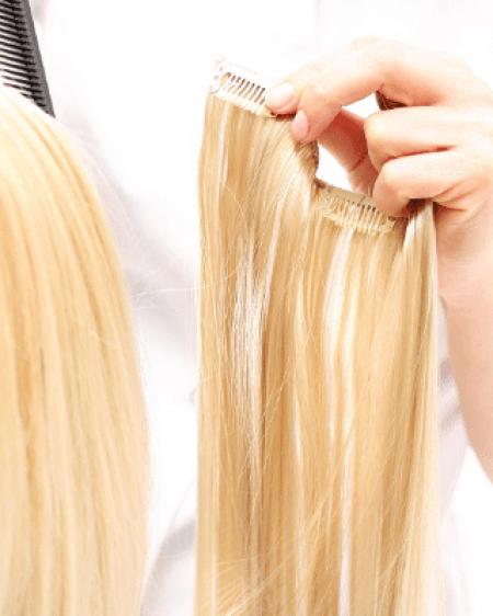 תוספות שיער לנשים